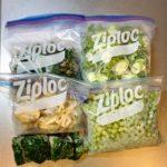 冷凍 野菜ストック