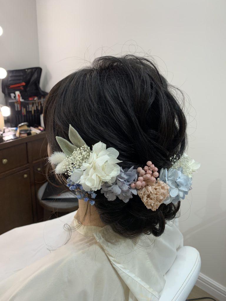 結婚式 プリザーブドフラワー