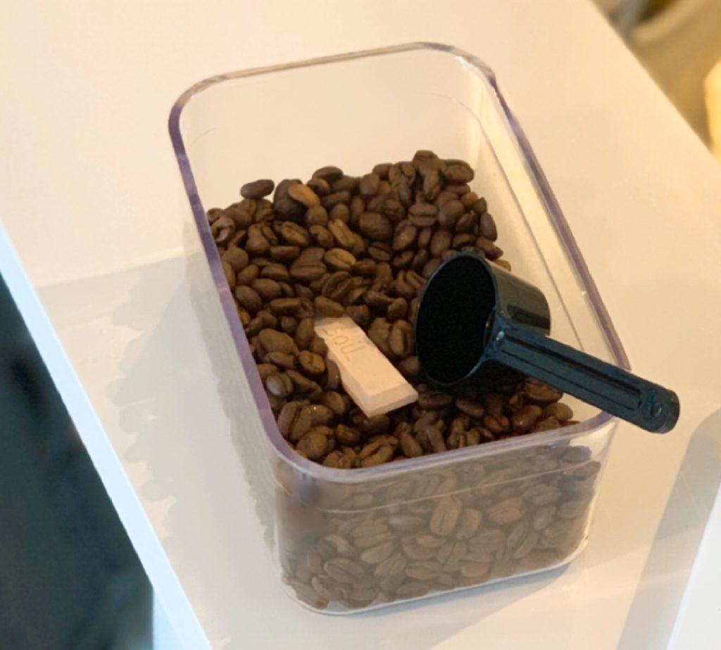 coffee豆