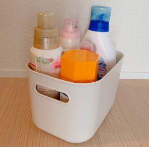 洗剤 収納カゴ
